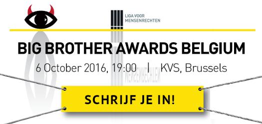 Big Brother Awards 2016