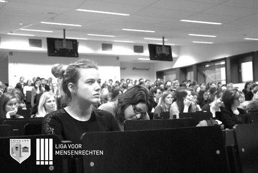 Debat 'Strafrecht als middel tegen radicalisering?'