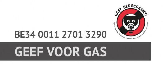 Geef voor GAS